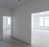 Ход строительства дома № 1, 4 этап в ЖК Перья -