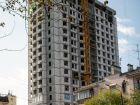 ЖК Каскад на Менделеева - ход строительства, фото 25, Октябрь 2020