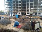 Ход строительства дома № 1 в ЖК Клевер - фото 104, Октябрь 2018