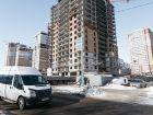 ЖК Горизонт - ход строительства, фото 17, Февраль 2021
