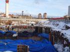 Ход строительства дома № 1 в ЖК Корица - фото 82, Декабрь 2020