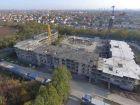 ЖК Открытие - ход строительства, фото 66, Октябрь 2019