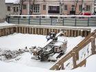 ЖК Островский - ход строительства, фото 86, Январь 2019