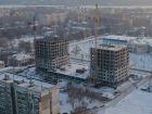 Ход строительства дома № 1 второй пусковой комплекс в ЖК Маяковский Парк - фото 54, Февраль 2021