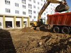 Жилой дом: ул. Сухопутная - ход строительства, фото 21, Октябрь 2020