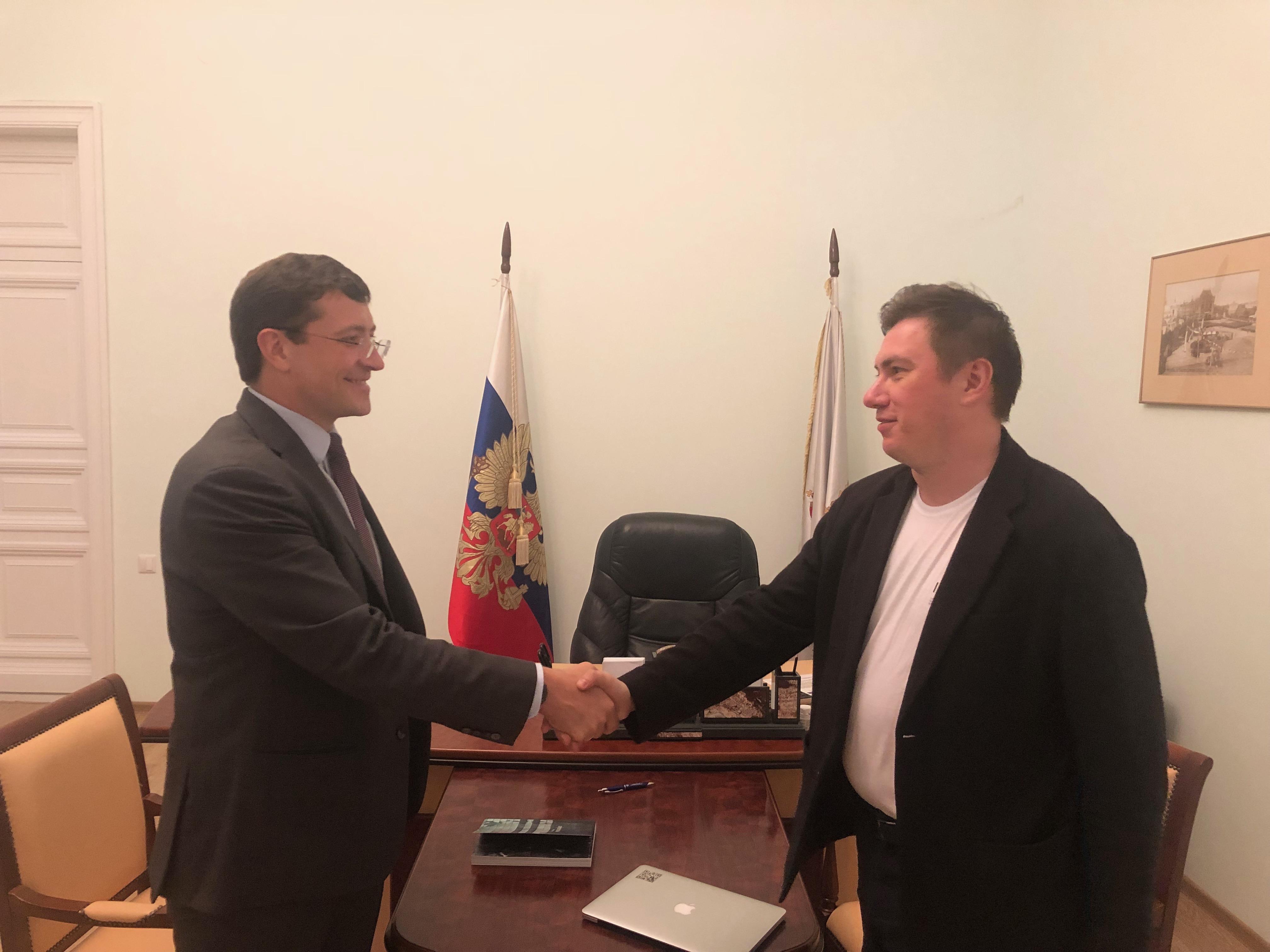 «Неиспользуемым промзонам в Дзержинске необходима перезагрузка», - Глеб Никитин