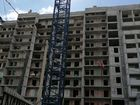 Ход строительства дома № 1 в ЖК Покровский - фото 27, Июнь 2021