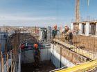 Жилой дом Кислород - ход строительства, фото 29, Апрель 2021