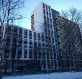 Ход строительства дома № 5 в ЖК Караваиха -