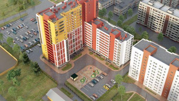 Жилой комплекс «Флагман» в Нижнем Новгороде
