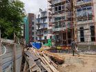 Ход строительства дома №1 в ЖК Премиум - фото 42, Июнь 2018