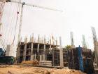 Жилой дом Кислород - ход строительства, фото 97, Сентябрь 2020