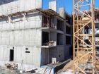 Ход строительства дома 60/1 в ЖК Москва Град - фото 65, Март 2018