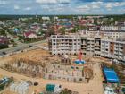 Ход строительства дома № 3 в ЖК Ватсон - фото 37, Июнь 2020