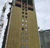 Ход строительства дома № 3 в ЖК Отражение -
