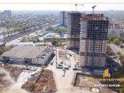 Ход строительства дома Литер 1 в ЖК Звезда Столицы - фото 64, Апрель 2019