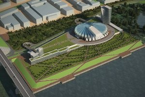 Ледовый стадион - фото 1
