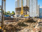 ЖК Zапад (Запад) - ход строительства, фото 75, Ноябрь 2018