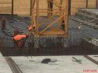 Ход строительства дома № 1 в ЖК Дом на Набережной - фото 31, Сентябрь 2020