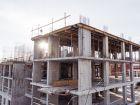 ЖК Азбука - ход строительства, фото 31, Февраль 2021