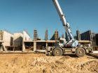 Ход строительства дома № 2 в ЖК Заречье - фото 14, Июль 2021