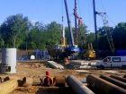 Ход строительства дома Литер 1 в ЖК Грин Парк - фото 24, Июль 2020
