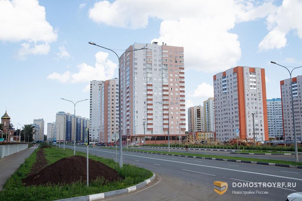 """Самарцы высказались против строительства новых высоток в """"Волгаре"""""""