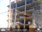 ЖК Марксистский - ход строительства, фото 25, Июнь 2020