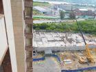 Ход строительства дома № 1 корпус 2 в ЖК Жюль Верн - фото 48, Август 2017
