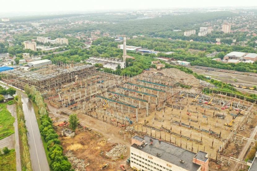 Тракторный завод «Ростсельмаш» - фото 2