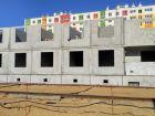 Ход строительства дома № 39 в ЖК Бурнаковский - фото 13, Июнь 2018