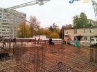 Ход строительства дома № 6 в ЖК Заречье - фото 58, Сентябрь 2019