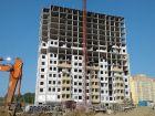 Ход строительства дома № 11 в ЖК Академический - фото 22, Сентябрь 2018