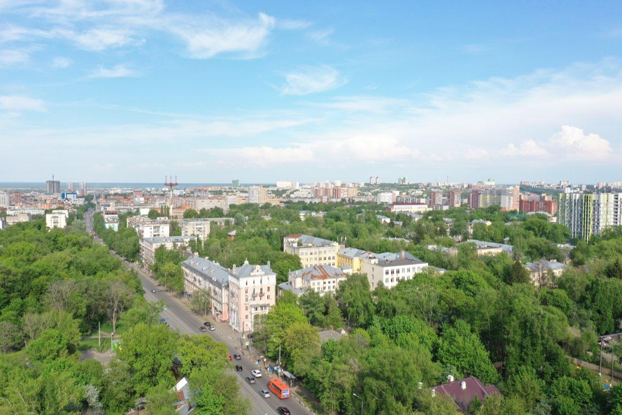 Завершена реставрация главного фасада Литературного музея в Нижнем Новгороде - фото 1