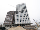 Комплекс апартаментов KM TOWER PLAZA (КМ ТАУЭР ПЛАЗА) - ход строительства, фото 36, Ноябрь 2020