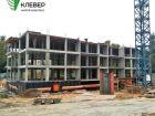 Ход строительства дома № 2 в ЖК Клевер - фото 106, Сентябрь 2018