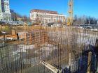 ЖК Космолет - ход строительства, фото 71, Апрель 2020