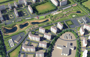 """Квартиры с отделкой """"под ключ""""!<br> Комплексно продуманная инфраструктура района."""