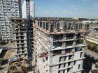 ЖК Левенцовский - ход строительства, фото 56, Август 2019