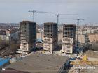 Ход строительства дома Литер 1 в ЖК Звезда Столицы - фото 71, Март 2019