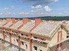 Ход строительства дома 1 типа в Микрогород Стрижи - фото 22, Июнь 2017