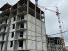 Ход строительства дома № 1 в ЖК Корица - фото 27, Июль 2021