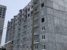 Ход строительства дома № 2 в ЖК Торпедо - фото 21, Март 2021