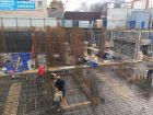 ЖК Онегин - ход строительства, фото 18, Февраль 2020