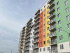 Ход строительства дома № 3 в ЖК Корабли - фото 8, Август 2021