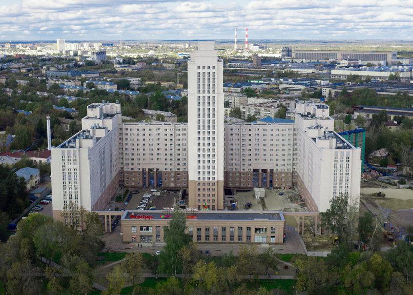 Три нижегородских новостройки введены в эксплуатацию в январе 2020 года