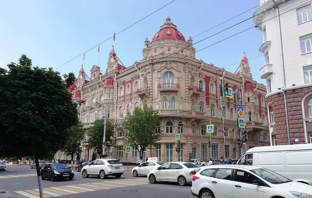 В Ростове-на-Дону начинается конкурс на должность главы администрации города