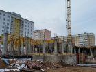 Ход строительства дома № 3 в ЖК На Победной - фото 26, Октябрь 2015