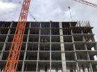 Ход строительства дома № 8 в ЖК Подкова на Цветочной - фото 10, Август 2021