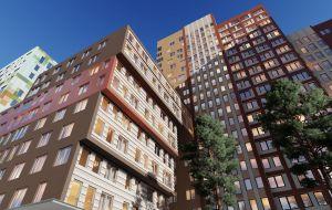 Квартиры евроформата с террасами<br> Двухуровневые квартиры